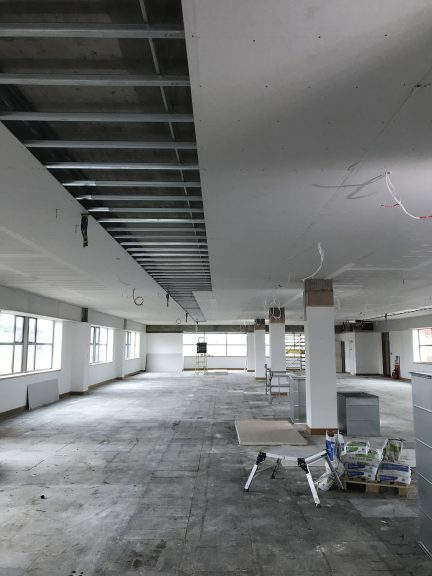 Office Fit Out - Shell - Core